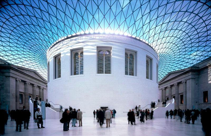 melhores museus do mundo - Museu Britânico