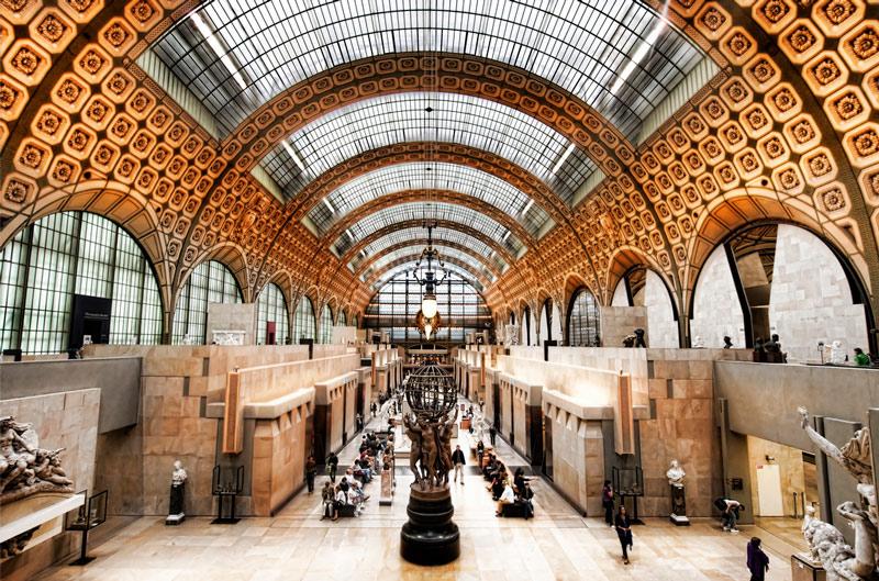 melhores museus do mundo - D'Orsay