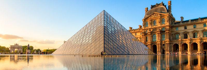 melhores museus do mundo - Louvre
