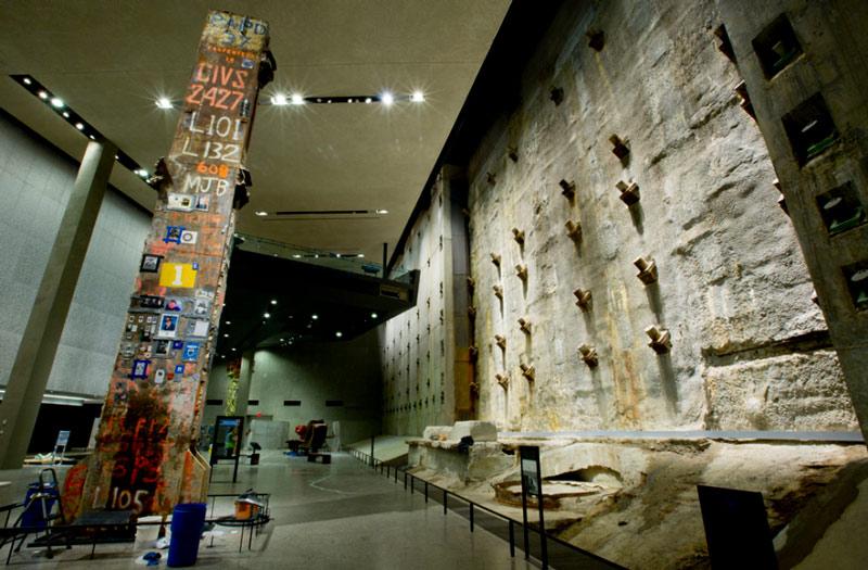 melhores museus do mundo - Memorial 11/09