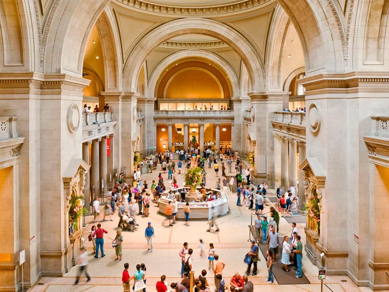 melhores museus do mundo - Met