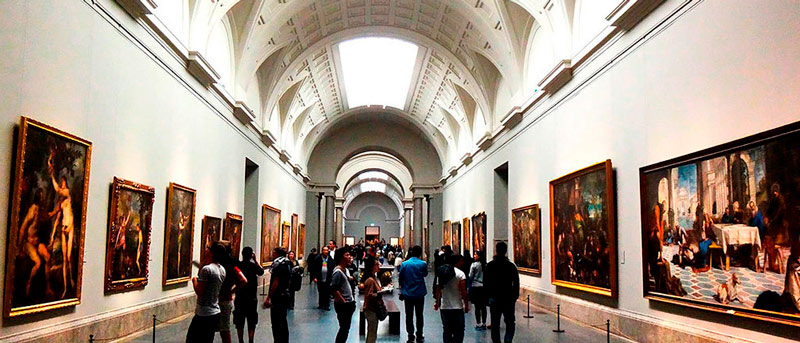 melhores museus do mundo - Museu do Prado