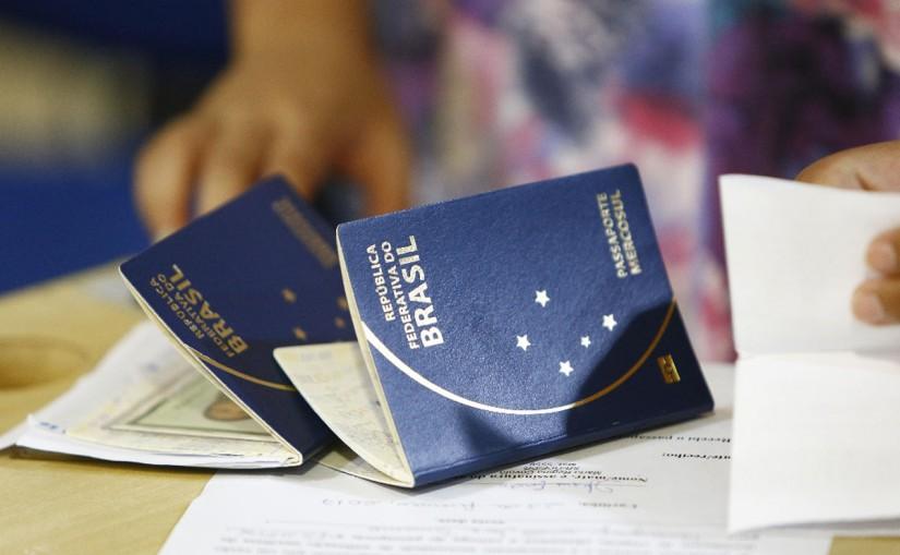 como tirar passaporte - onde tirar