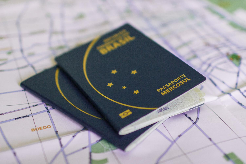 como tirar passaporte - valor passaporte