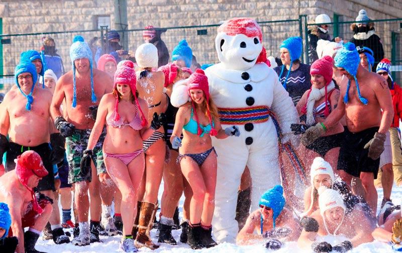 carnaval no mundo - Quebec