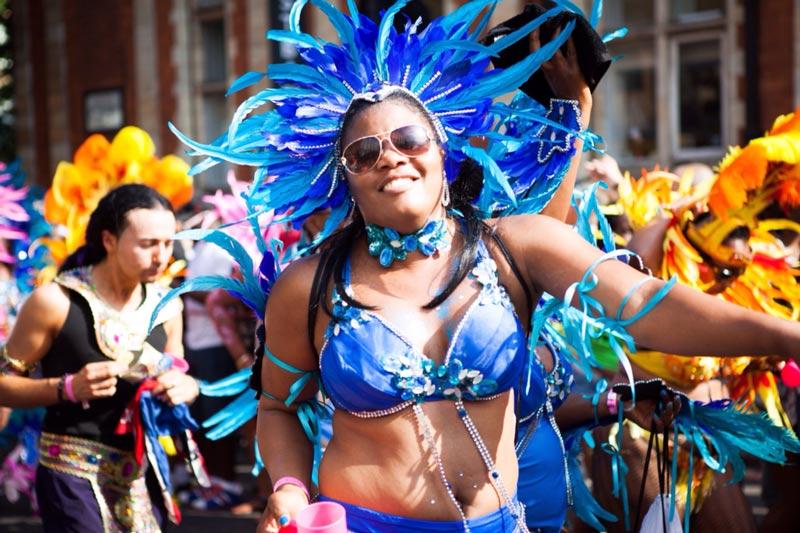 carnaval no mundo - Londres