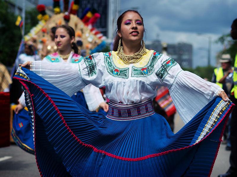 carnaval no mundo - Quito