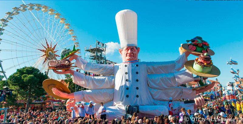 carnaval no mundo - Nice