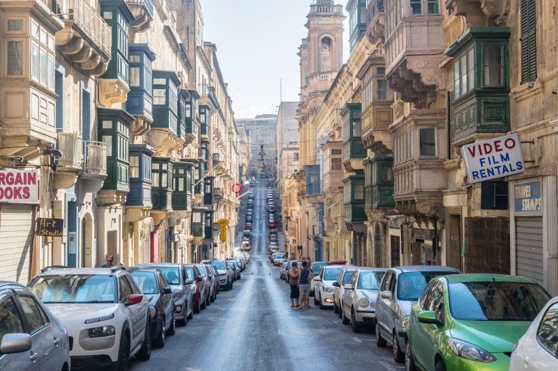 Trabalhar em Malta