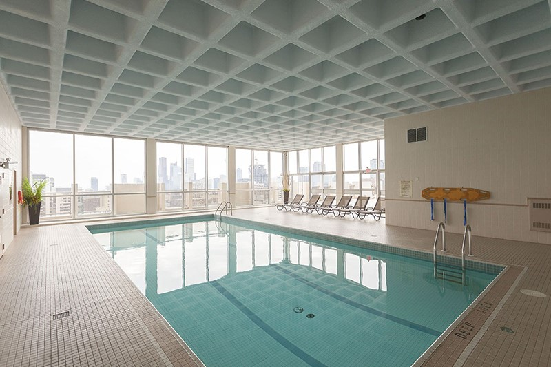 Harrington Housing - piscina