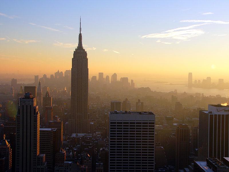 quanto custa um intercâmbio para os EUA - NY