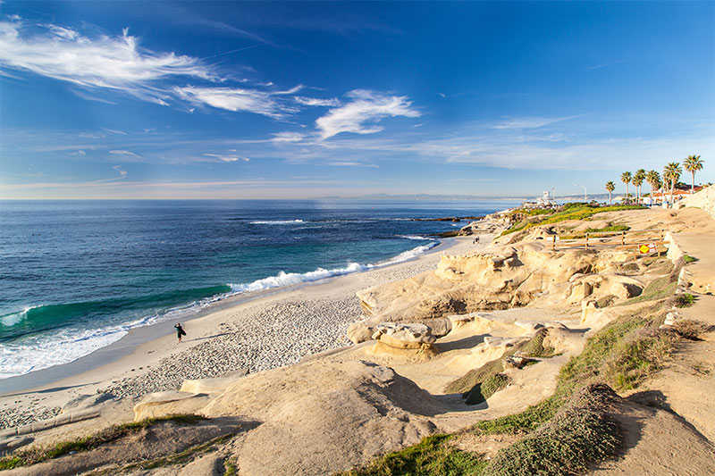 quanto custa um intercâmbio para os EUA - San Diego