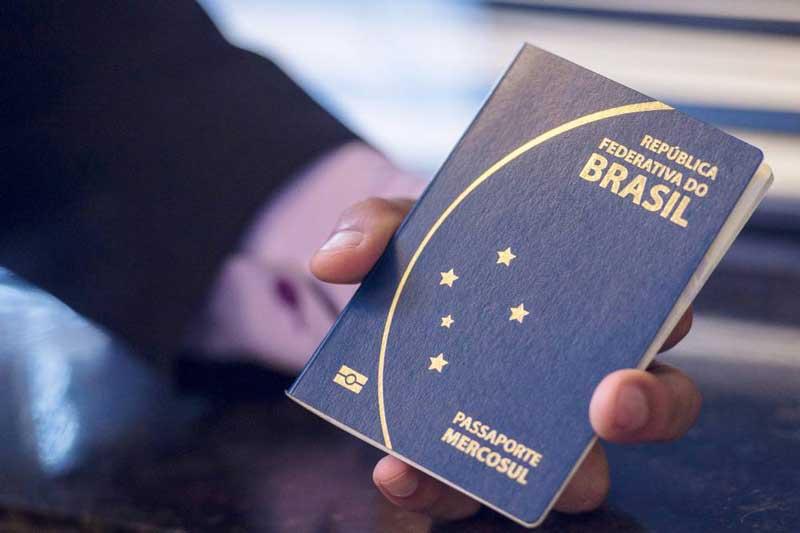 visto australiano - passaporte