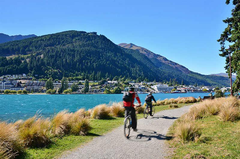 estudar e trabalhar na Nova Zelândia - Queenstown