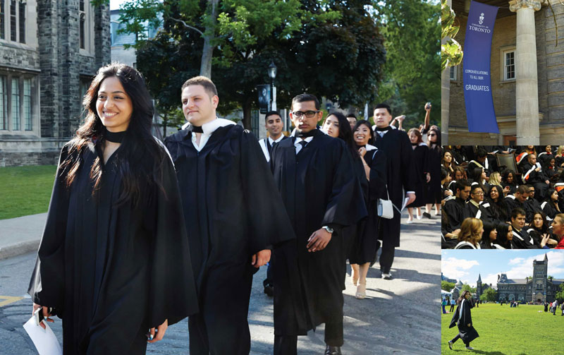 Razões para o Canadá ser o SEU destino de intercâmbio: diploma internacional