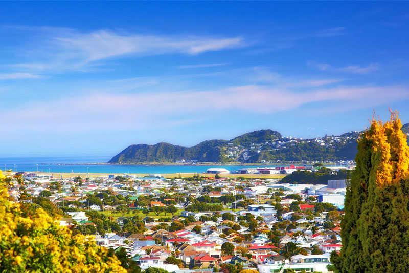estudar e trabalhar na Nova Zelândia - Wellington