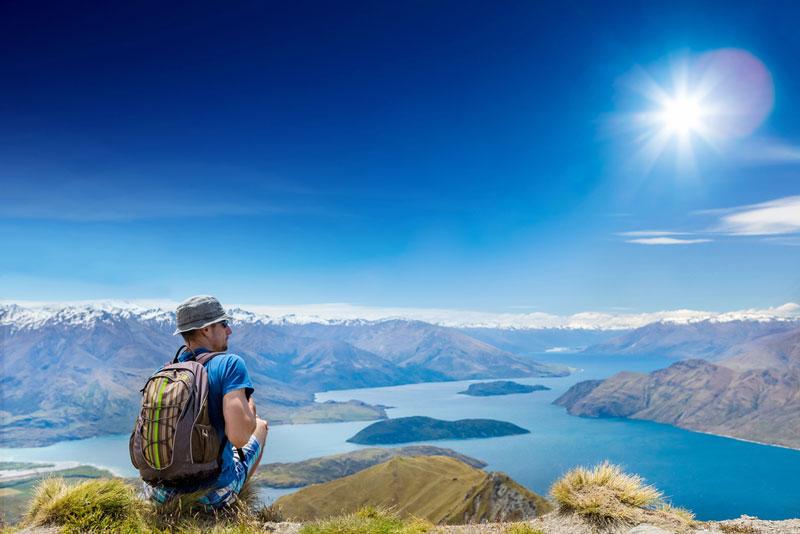estudar e trabalhar na Nova Zelândia - perfil intercambista