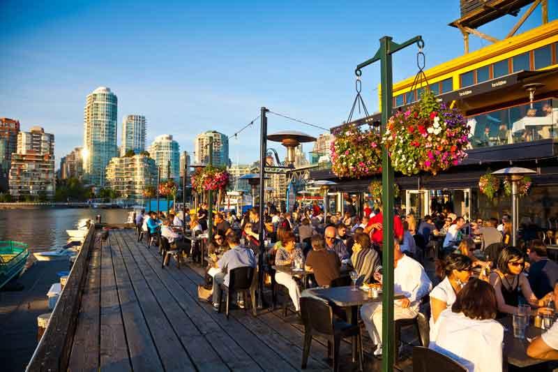 Quanto custa um intercâmbio no Canadá - Vancouver