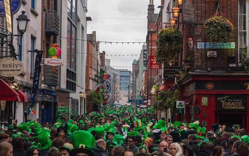Quanto custa um intercâmbio na Irlanda: Dublin