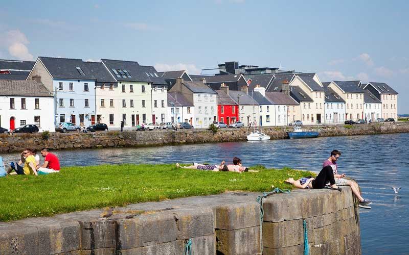 Quanto custa um intercÂmbio na Irlanda: Galway