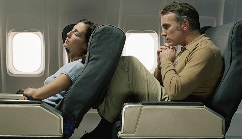 Situações irritantes aeroporto - 09