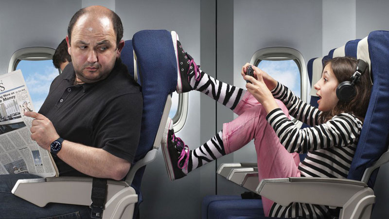 Situações irritantes aeroporto - 16