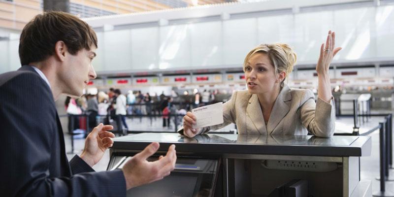 Situações irritantes aeroporto - 20
