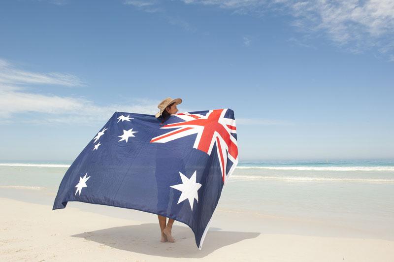 visto australiano - fazer com agência