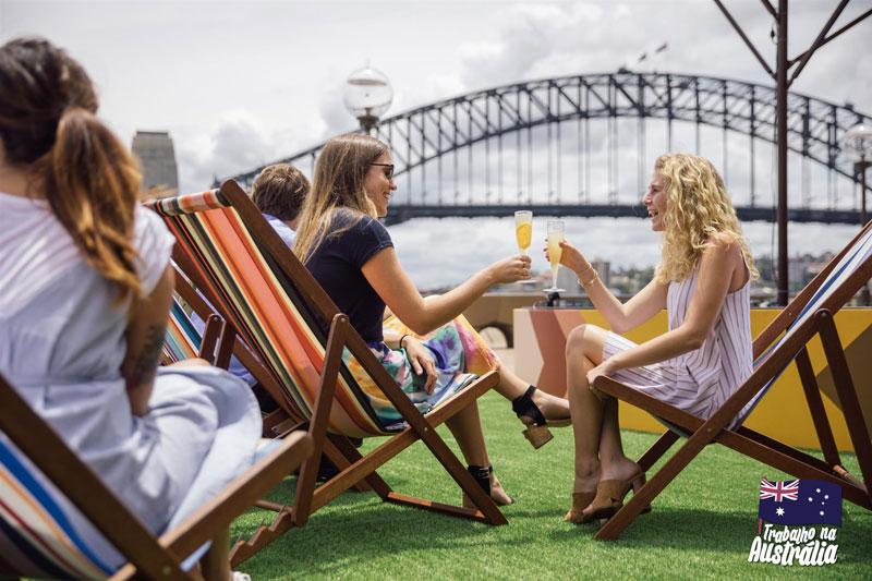 a melhor cidade da austrália para fazer intercâmbio - Sydney 02