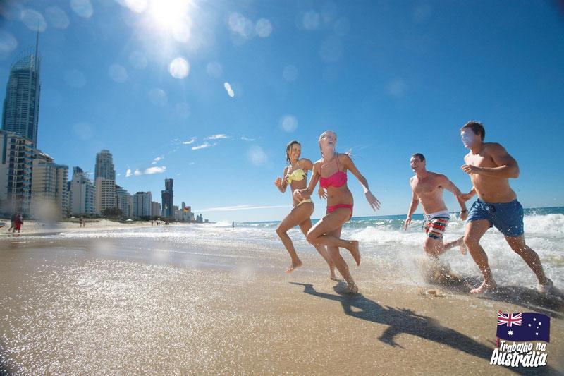 a melhor cidade da austrália para fazer intercâmbio - Gold Coast 02