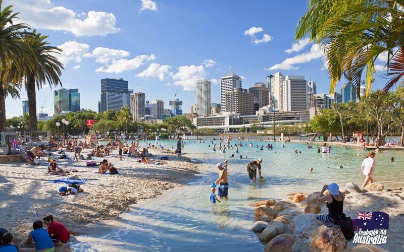 a melhor cidade da austrália para fazer intercâmbio - Brisbane 02