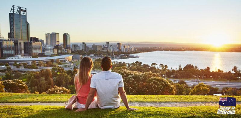 a melhor cidade da austrália para fazer intercâmbio - Perth 02