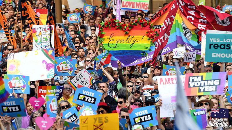 por que fazer intercâmbio na austrália - equality