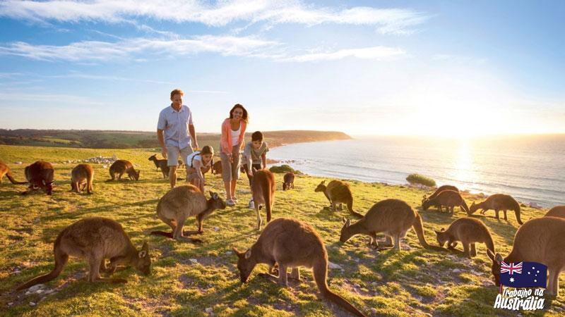 por que fazer intercâmbio na austrália - belezas naturais