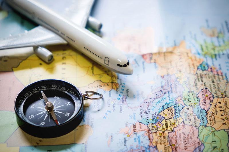 Egali é a melhor agência - passagem aérea