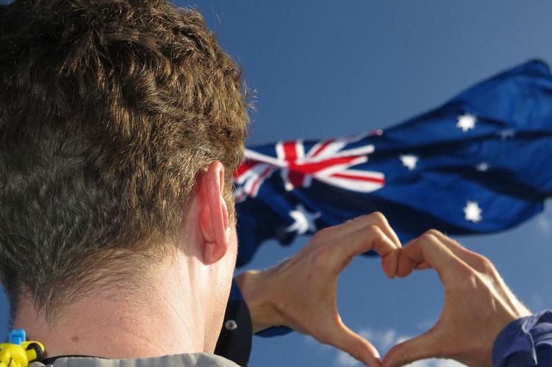 como é viver na austrália - aussie