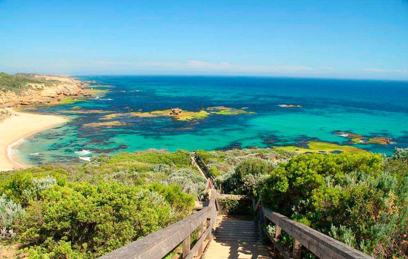 os melhores passeios para fazer na Austrália: Mornington Peninsula
