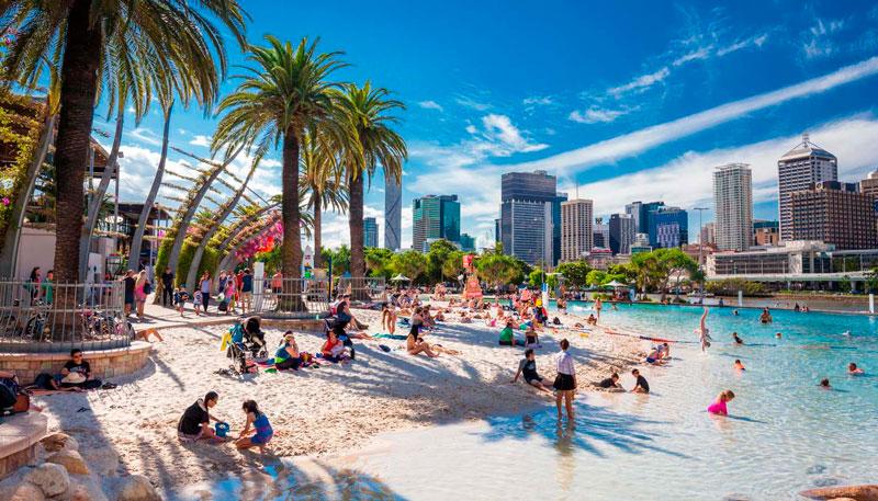 turismo na Austrália: Brisbane