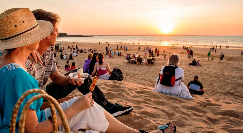 turismo na Austrália: Darwin
