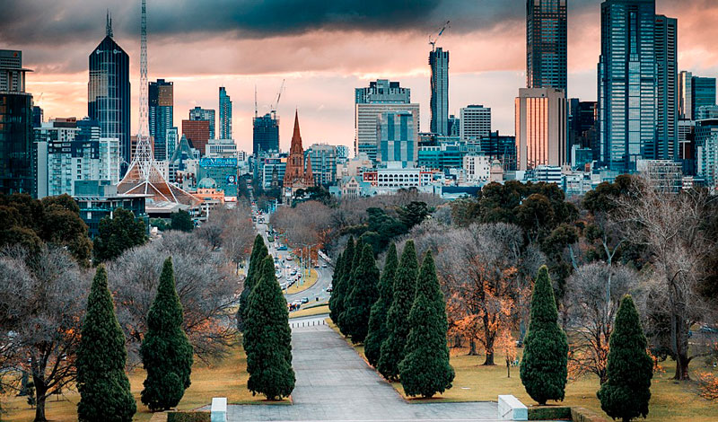 os melhores passeios para fazer na Austrália: melbourne