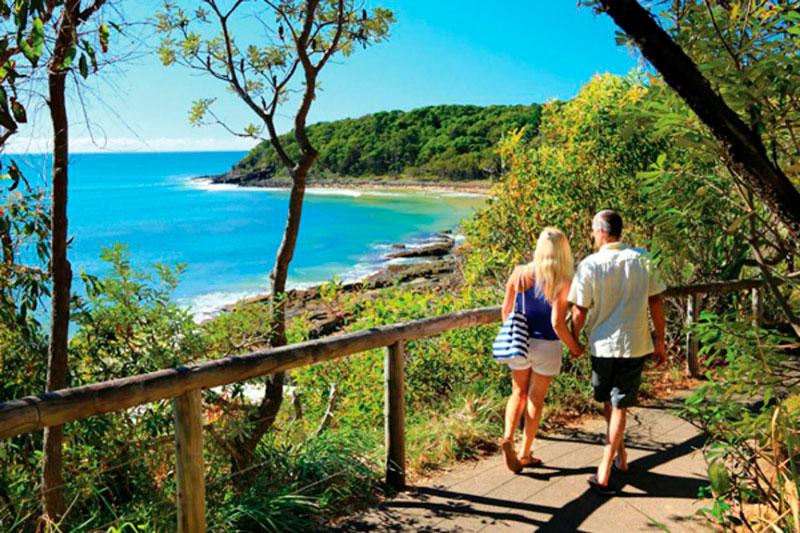 os melhores passeios para fazer na Austrália: Noosa