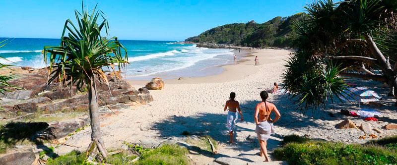 turismo na Austrália: Sunshine Coast