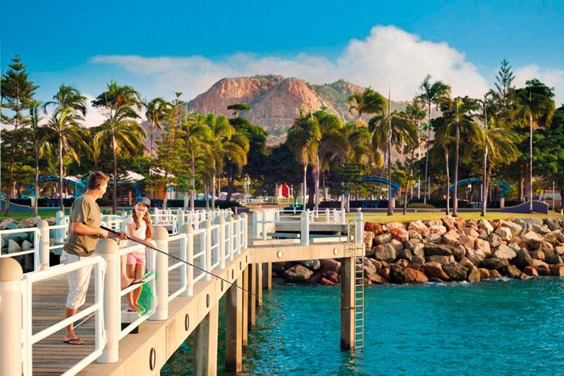 os melhores passeios para fazer na Austrália: Townsville