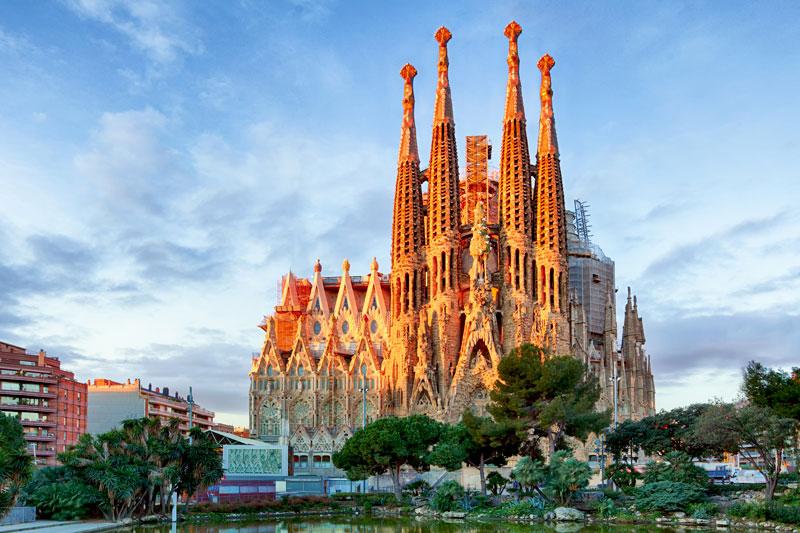 Intercâmbio na Espanha - barcelona 1