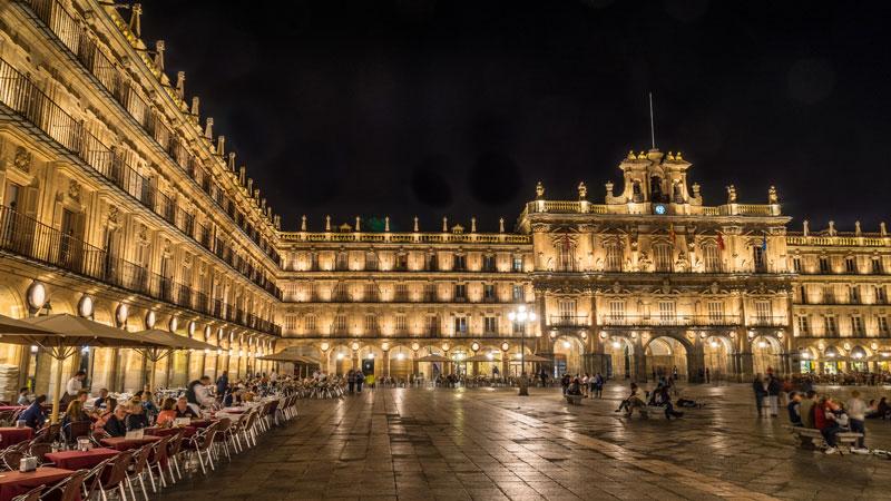 Intercâmbio na Espanha - Salamanca 1