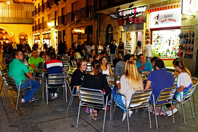Intercâmbio na Espanha - Salamanca 3