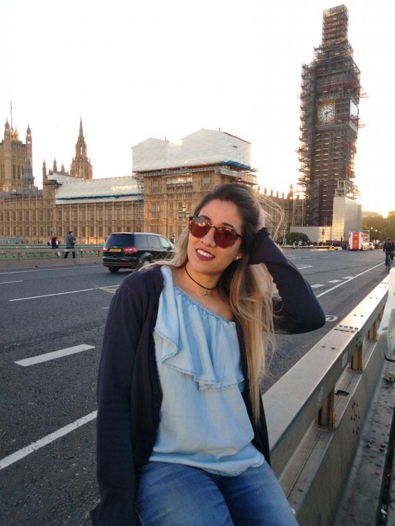 Meu intercâmbio em Londres por Luana - 03
