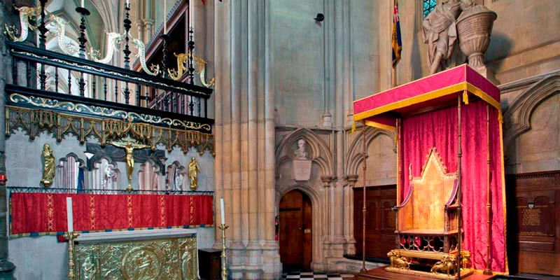 curiosidades sobre o reino unido - Abadia de Westminster