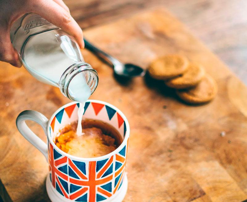 curiosidades sobre o reino unido - chá inglês