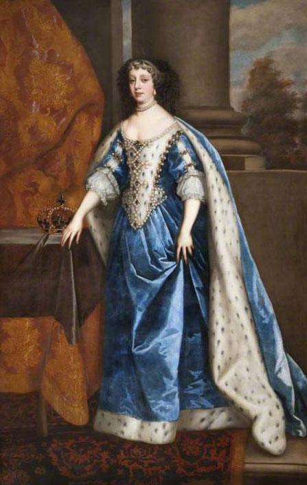 curiosidades sobre o reino unido - Catarina de Bragança